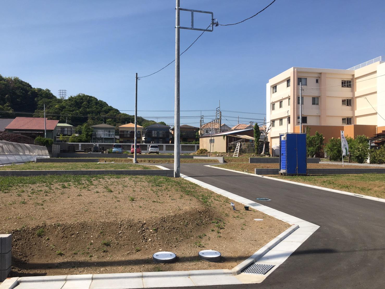 大磯町国府新宿【売地】